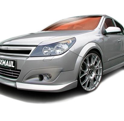 Обвес на Opel Astra H GTC
