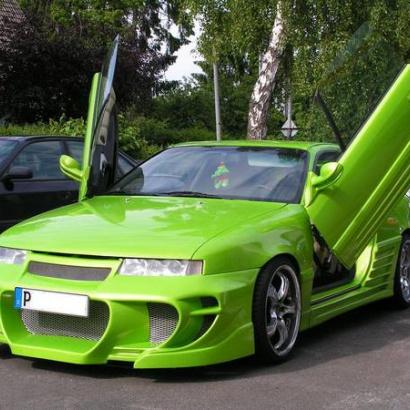 Обвес на Opel Calibra A