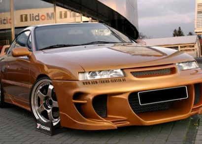 Обвес - комплект на Opel Calibra A