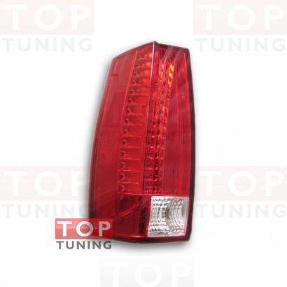 Задние тюнинг-фонари на Cadillac Escalade 3