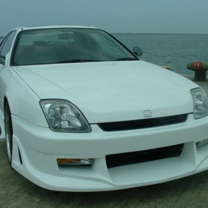 Передний бампер - Обвес на Honda Prelude 5