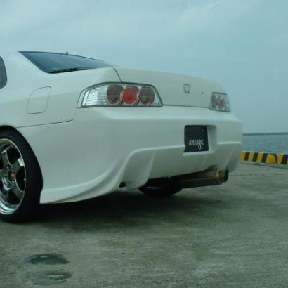 Задний бампер - Обвес на Honda Prelude 5