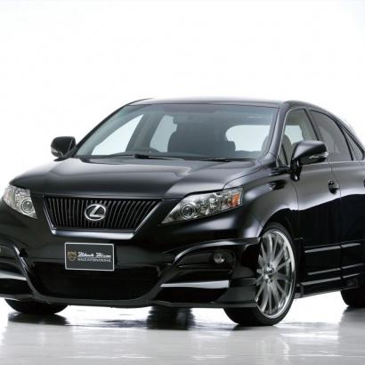 Комплект - обвес на Lexus RX  3