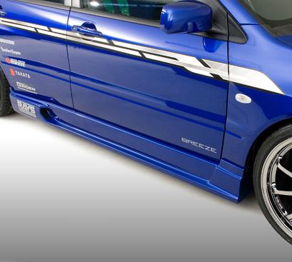 Пороги на Mitsubishi Lancer Evolution 7,8,9 (VII, VIII, IX)