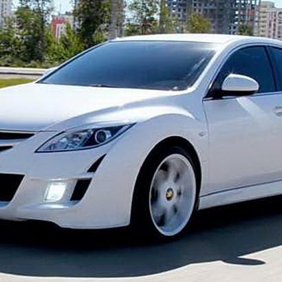 Обвес на Mazda 6 GH