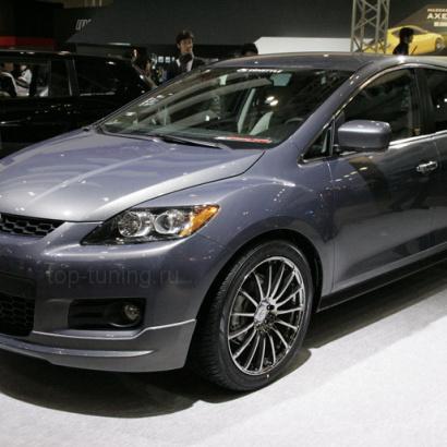 Обвес на Mazda CX-7