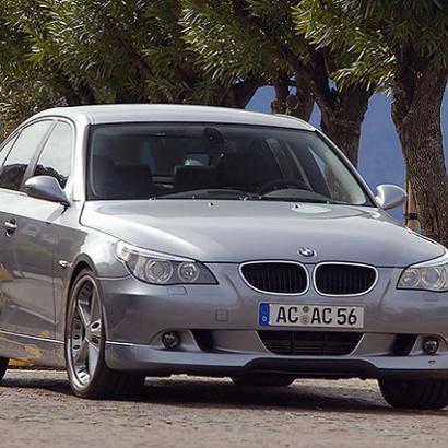 Обвес- комплект на BMW 5 E60, E61, M5