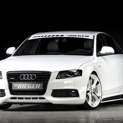 Обвес - полный комплект на Audi A4 B8