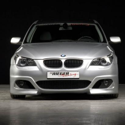 Передний бампер - Обвес  на BMW 5 E60, E61, M5
