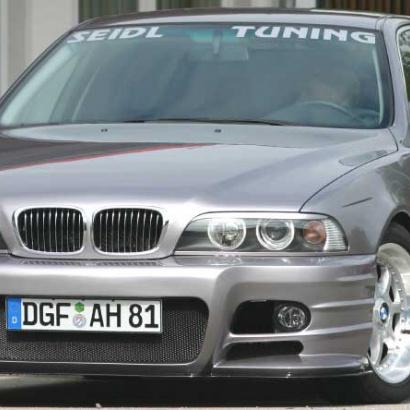 Передний бампер на BMW 5 E39