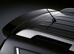 Спойлер - обвес на Peugeot 4007 I