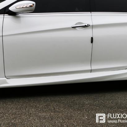 Пороги на Hyundai Sonata 6 (YF)