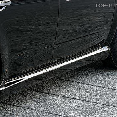 Накладки на двери - Обвес на Nissan Murano 1 (Z50)