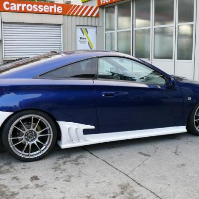 Пороги - Обвес Weber Sport на Toyota Celica T23