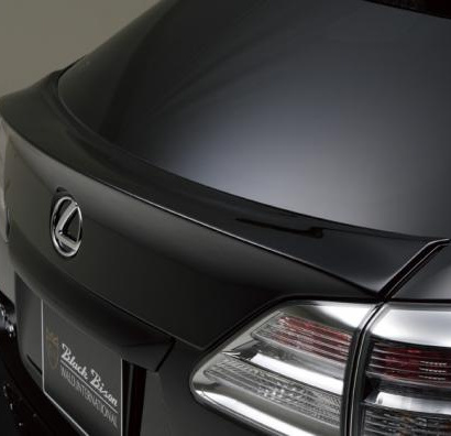 Спойлер - обвес на Lexus RX  3