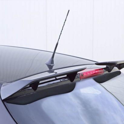 Спойлер  на Opel Astra H GTC