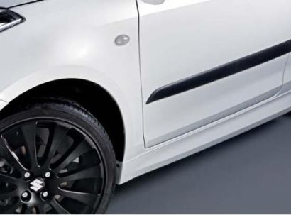 Пороги - Обвес на Suzuki Swift 4 (IV)