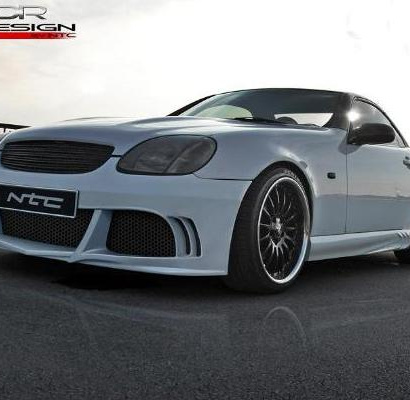 Обвес на Mercedes SLK R170