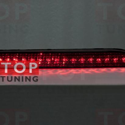 Светодиодные вставки в задний бампер на Lexus RX 1