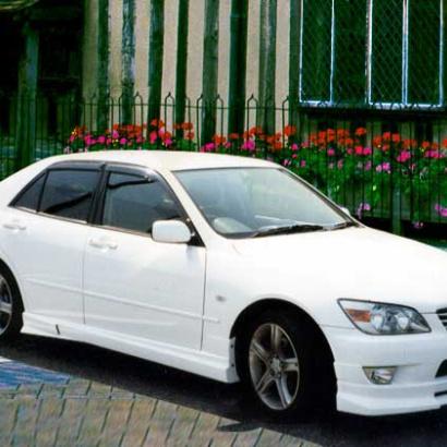 Обвес на Toyota Altezza is200