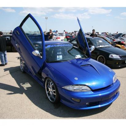 Ламбо двери на Chevrolet Cavalier 3 (J)