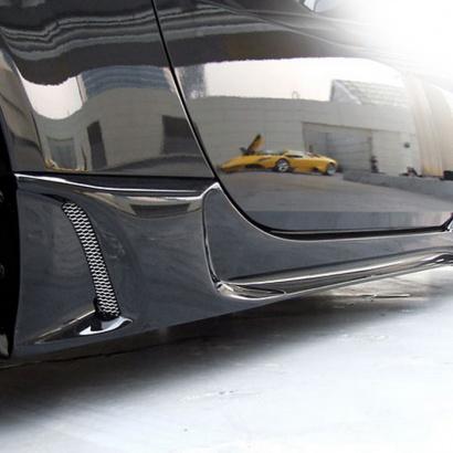 Пороги на Nissan 350Z