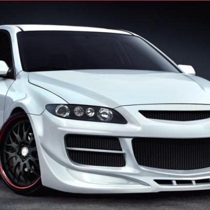 Обвес на Mazda 6 GG, GY