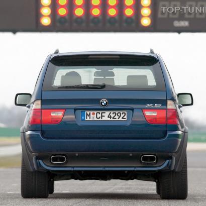 Тюнинг Обвес на BMW X5 E53