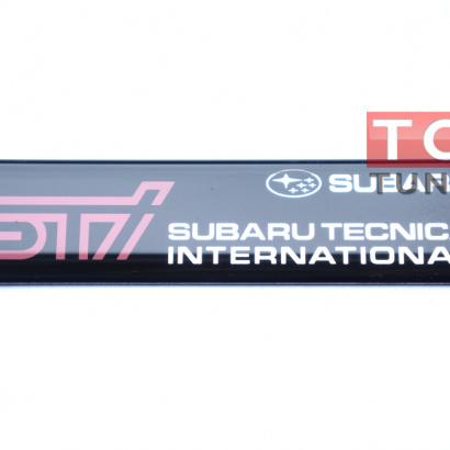 Шильдик на Subaru