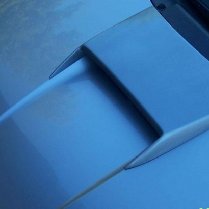 Высокий воздухозаборник на капот на Toyota Celica T23
