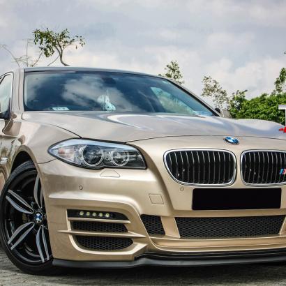 Тюнинг - Обвес на BMW 5 F10