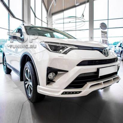 Обвес R-Sport для Toyota RAV4