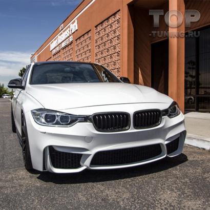 Передний бампер M3 Look для BMW 3 F30