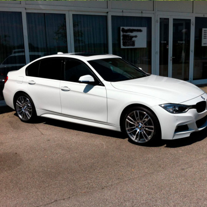 Пороги M-Tech для BMW 3 F30