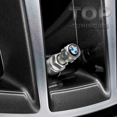 Колпачки вентилей с логотипом BMW