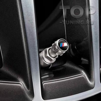 Колпачки вентилей с логотипом BMW М