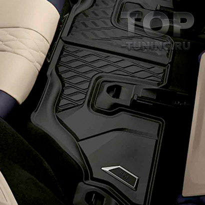 Всепогодные коврики 3 ряда сидений для BMW G07