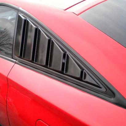 Жабры GT на задние форточки для Toyota Celica T23