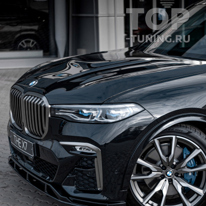 Капот Renegade для BMW X7 G07 2018+