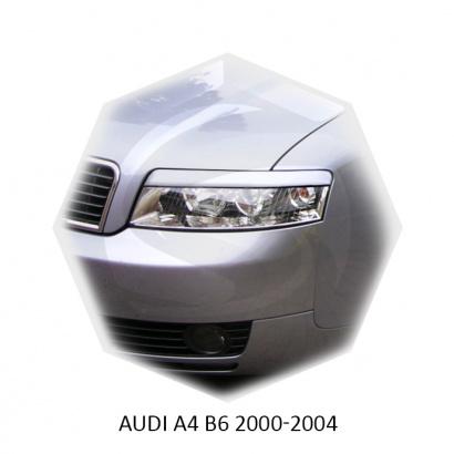 Реснички на фары для AUDI A4 B6