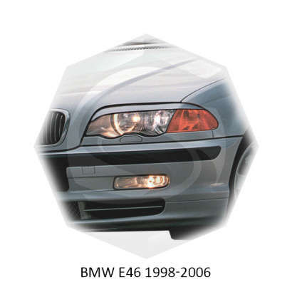 Реснички для BMW E46