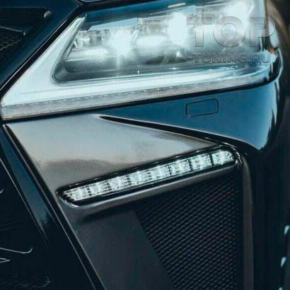 Дневные ходовые огни в бампер Renegade для Lexus LX570