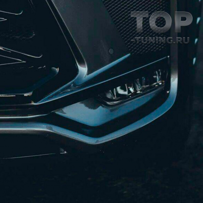 Противотуманные фары в бампер Renegade для Lexus LX570