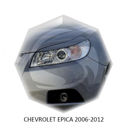 Реснички для Chevrolet Epica