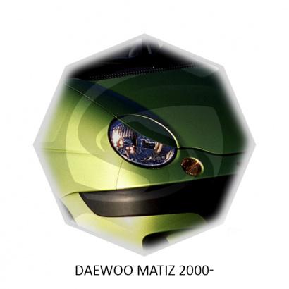 Реснички для Daewoo Matiz М150 (рест)