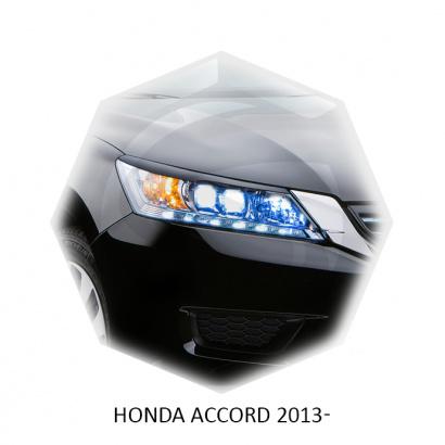 Реснички для Honda Accord 9 (дорест)