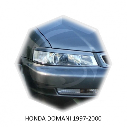 Реснички для Honda Domani 2