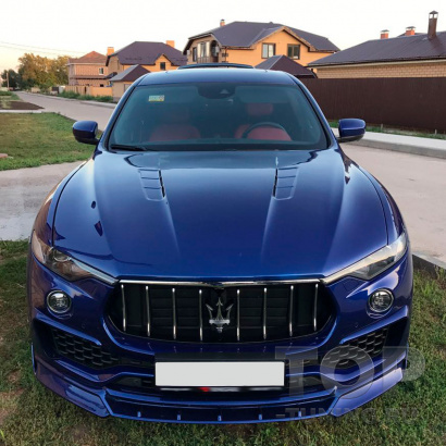 Капот Renegade с жабрами для Maserati Levante