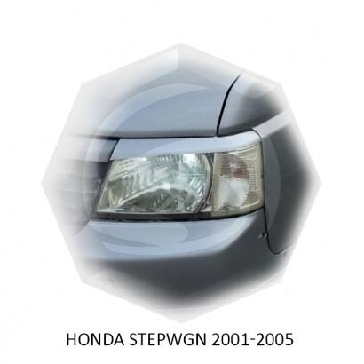 реснички на honda stepwgn 2 (дорест)