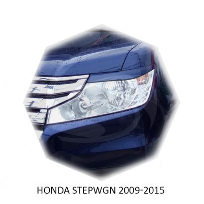 реснички на Honda Stepwgn 4